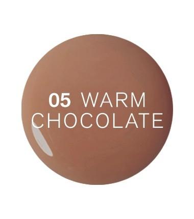SPOTLIGHT DROP FOUNDATION WARM CHOCOLATE 5