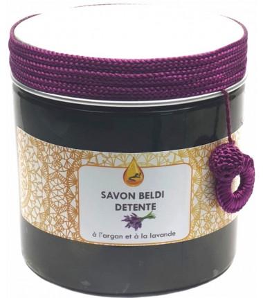 SAVON BELDI A LA LAVANDE 200 GR